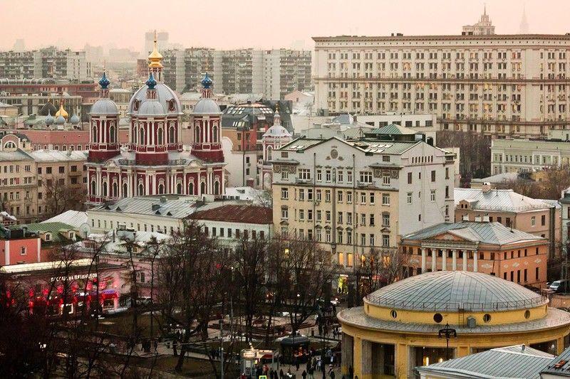 Туры для школьников в Москву